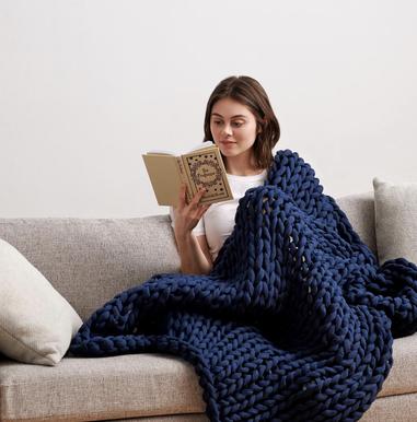 10 najboljih pletenih deka za ugodan boravak prije kraja zime