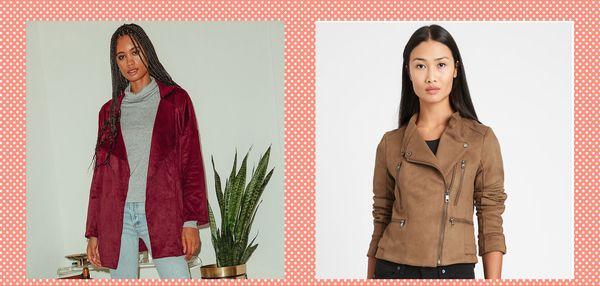 महिलाओं के लिए किसी भी पोशाक को अपग्रेड करने के लिए 15 सर्वश्रेष्ठ साबर जैकेट