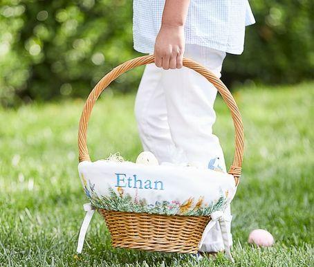 10 cestas de Pascua personalizadas que son demasiado bonitas y son un gran regalo