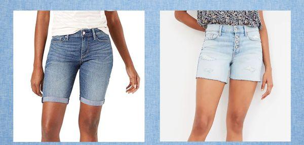 20 mejores pantalones cortos de mezclilla para que las mujeres usen este verano