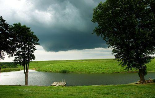 Формиране на торнадо