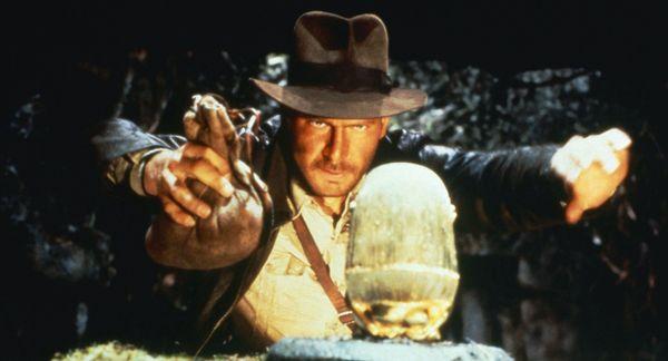 Prueba de Indiana Jones!