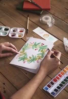သင်၏အားလပ်ရက်ကဒ်များအားလုံးကိုရေးရန်အကောင်းဆုံးခရစ်စမတ်ခရစ် ၆၀