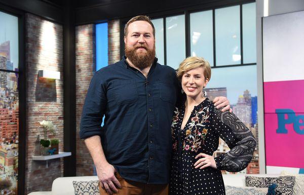 Las estrellas de 'Home Town' Ben y Erin Napier van a tener un segundo bebé muy pronto