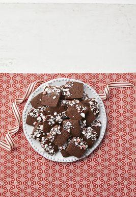 Biscuiți cu ciocolată-mentă și felii