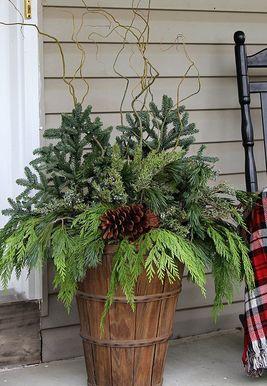 30 decoraciones navideñas de bricolaje al aire libre para que su jardín también tenga el espíritu navideño