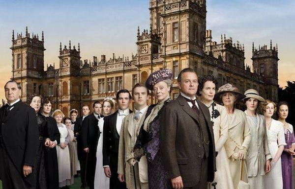 Final de temporada de Downton Abbey