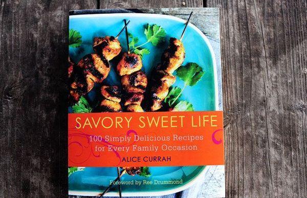Pikantná kuchárska kniha Sweet Life