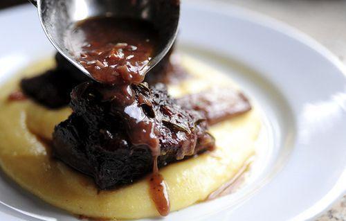 Kreminis ožkos sūris Polenta