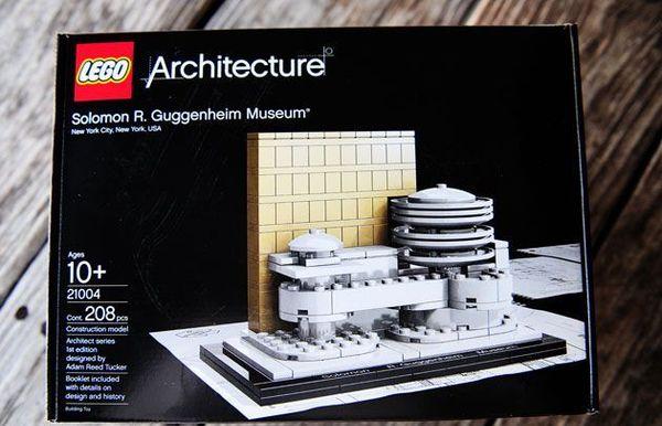 Nápad na vianočný darček: Sady série Lego Architecture