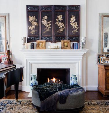 22 най-добри идеи за декор на камина, за да направите хола си още по-уютен