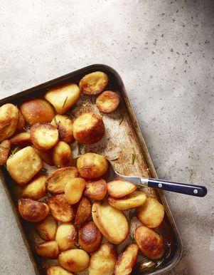 Cómo asar patatas como un profesional