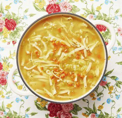 Ree Drummond hace esta deliciosa receta para sus hijos cuando están enfermos