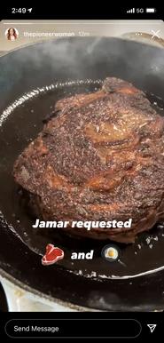 """""""Ree Drummond"""" padarė Jamarą skaniausiais pusryčiais, o mūsų skrandžiai auga"""