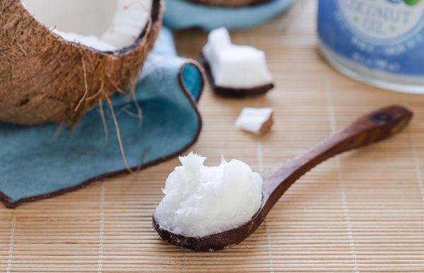 Kokosový olej 101
