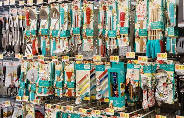 $500 पायनियर वुमन शॉपिंग स्प्री (विजेता!)