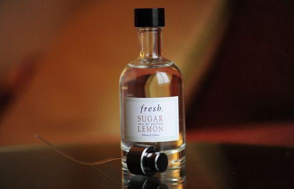 Limón Azúcar Fresco… ¡Perfume!
