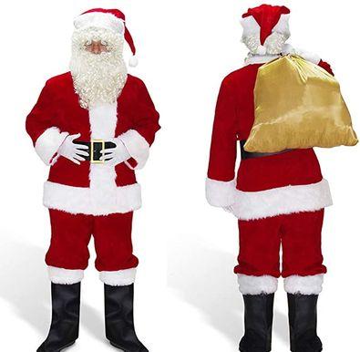 11 mejores trajes de Papá Noel para la venta: su lista definitiva