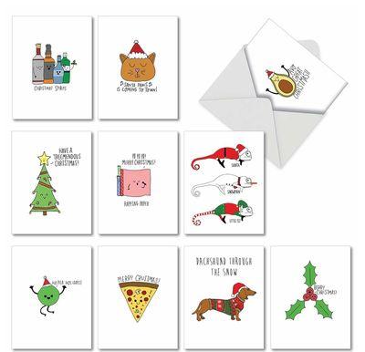 19 बेस्ट फनी क्रिसमस कार्ड्स: योर अल्टीमेट लिस्ट