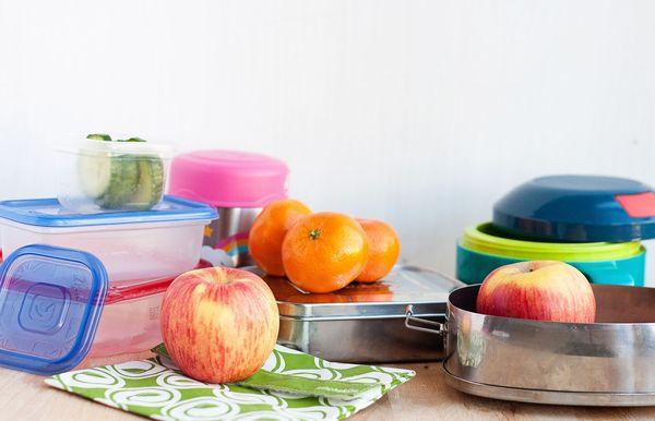 5 ideas para loncheras sin gluten