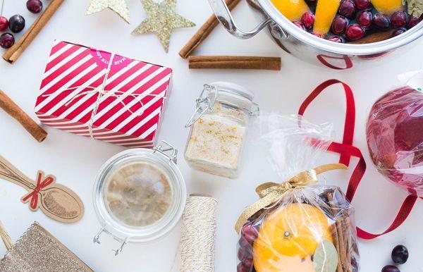 Ideas de regalos fáciles de su cocina!