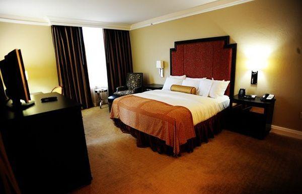 Visite des chambres d'hôtel : l'hôtel Skirvin, Oklahoma City