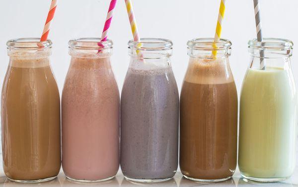 Kuidas valmistada maitsestatud piima