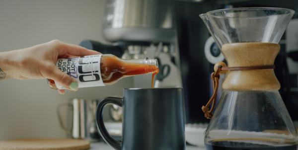 La primera salsa picante para café del mundo ya está aquí y realmente suena fantástico