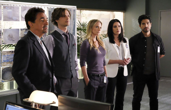 Se está preparando un renacimiento de 'Mentes criminales' con (¡quizás!) Algunos del elenco original