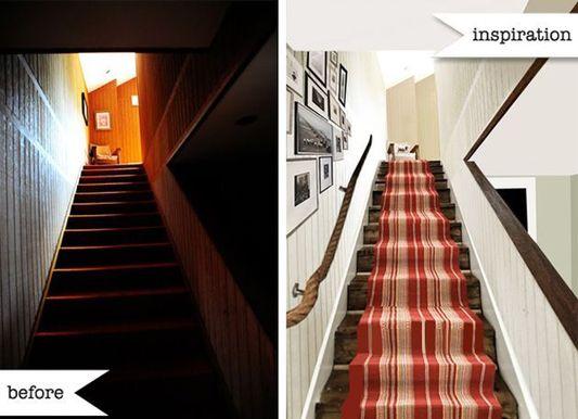 सीढ़ियाँ अद्यतन: धावक