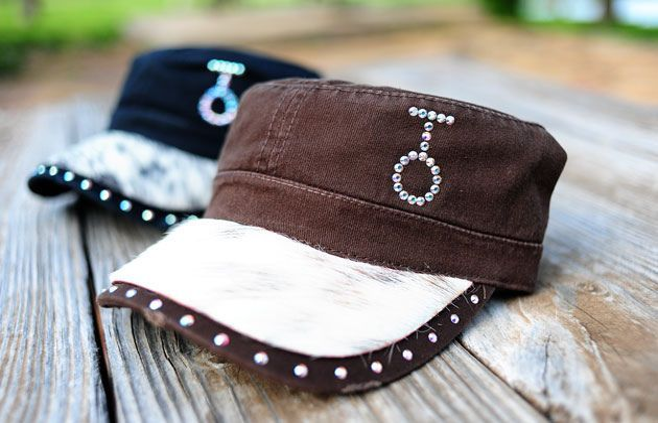 Gorras personalizadas vaquera Swank