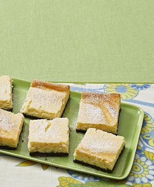 Barres de pastís de formatge Key Lime Pie