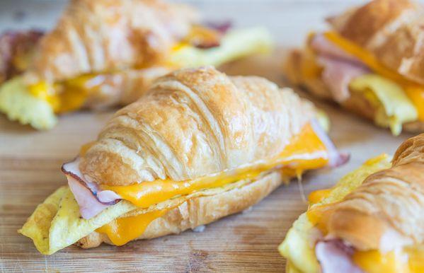 Make Ahead & Freeze: Sandvitxos per esmorzar