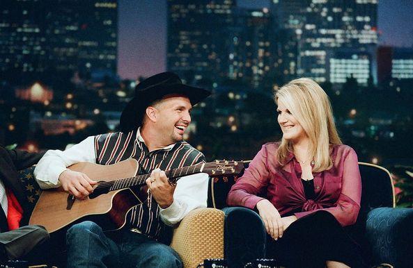Garth Brooks y su esposa Trisha Yearwood tienen una historia de amor digna de un Grammy
