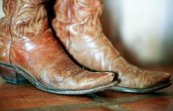 Mis botas de vaquera favoritas