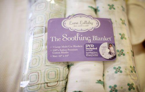 Mis cosas favoritas: Mantas para envolver Luna Lullaby