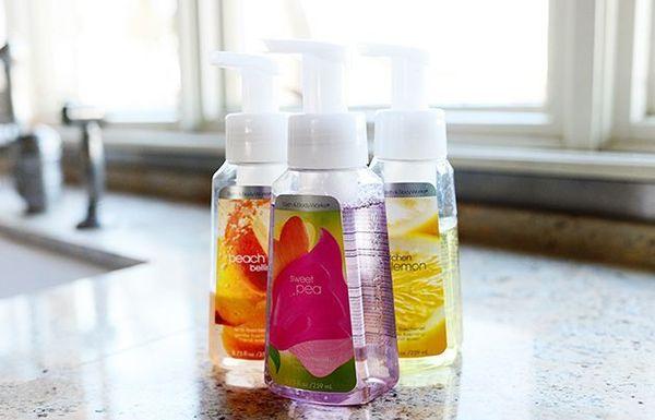 मेरा पसंदीदा जीवाणुरोधी हाथ साबुन