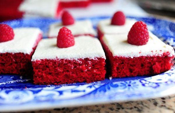 Sarkana samta lapu kūka