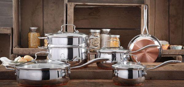 Sorteo de utensilios de cocina de acero inoxidable PW (¡Ganadores!)