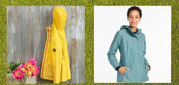 15 mejores chaquetas de lluvia para mujeres que son elegantes y funcionales