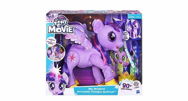 12 najlepších darčekov My Little Pony na Vianoce