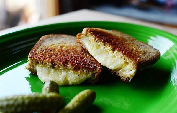 Iiri grillitud juust