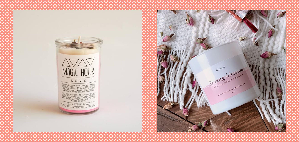 20 mejores velas del día de San Valentín para establecer el estado de ánimo