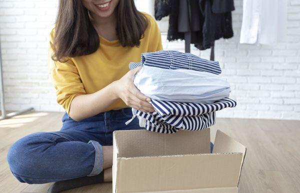 Tu je miesto, kde môžete darovať oblečenie, ktoré už nepotrebujete